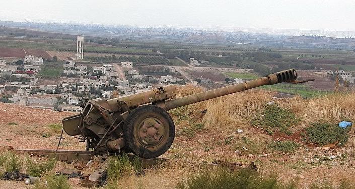 إدلب السورية