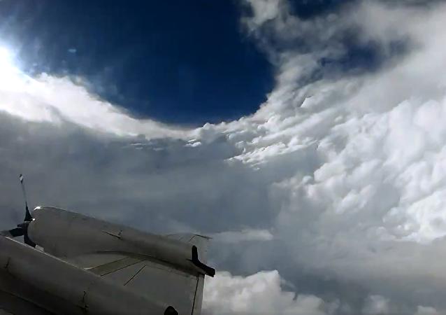 عين إعصار فلورنس