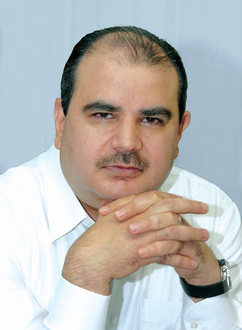 رئيس تحرير صحيفة الاقتصادية ومؤسس صحيفة الوطن السورية وضاح عبد ربه