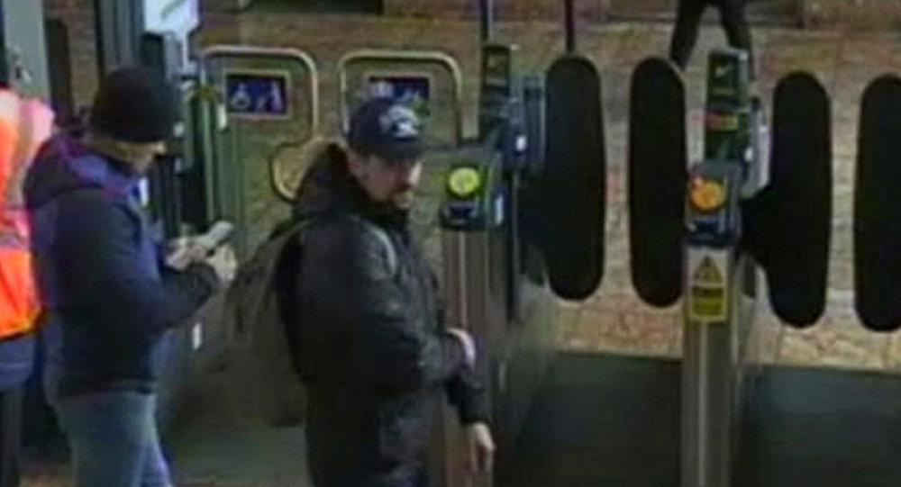 المشتبه بهما في تسميم سكريبال ألكسندر بيتروف وروسلان بوشيروف