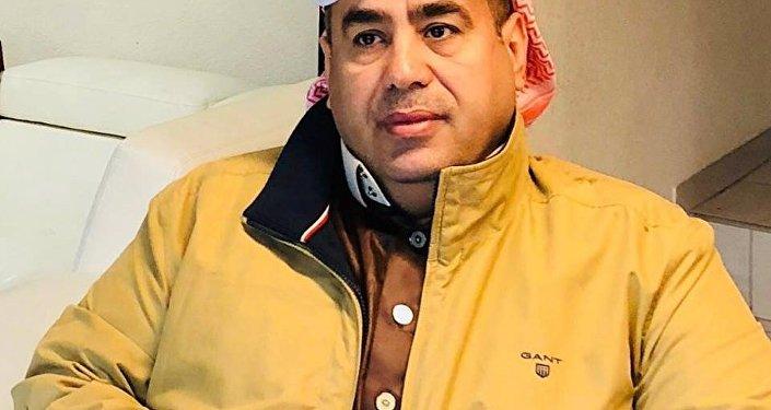 ياسر اليماني القيادي المؤتمري المتحدث باسم الرئيس اليمني السابق علي عبد الله صالح