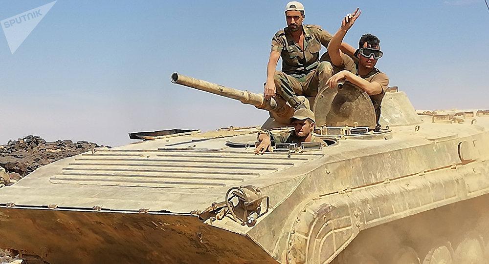 الجيش السوري