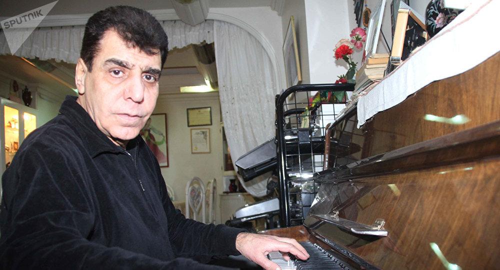 الفنان السوري نعيم حمدي