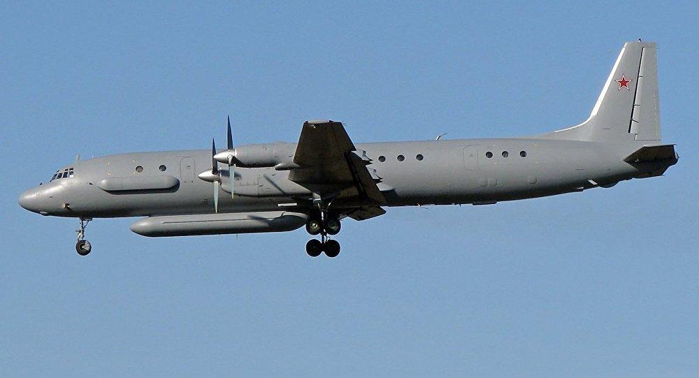 """تعرف على الطائرة الروسية """"إيل-20"""" بالصور والفيديو 1035377261"""