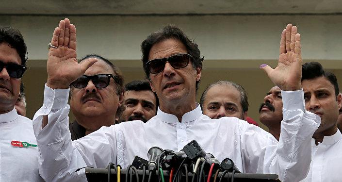 رئيس وزراء باكستان عمران خان