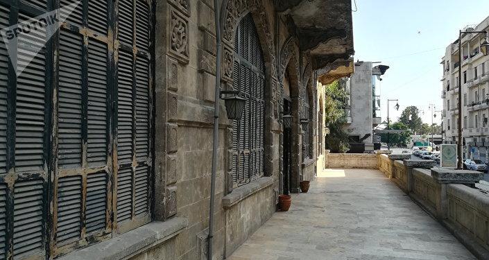فندق بارون حلب
