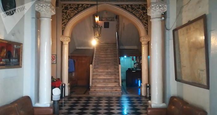 فندق بارون حلب من الداخل