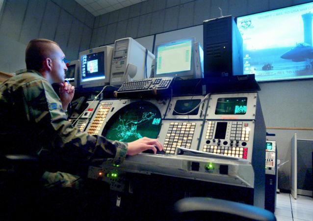 قاعدة NORAD في ألاسكا