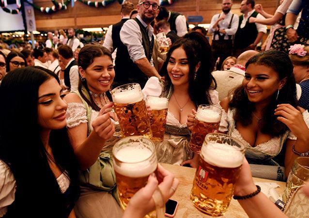 مهرجان الجعة العالمي أوكتوبرفست