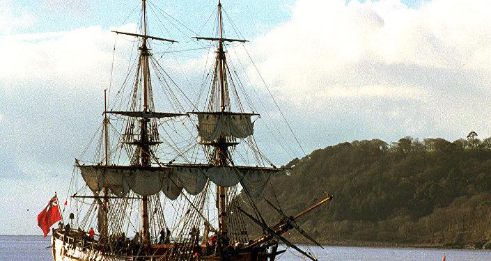 سفينة الكابتن كوك