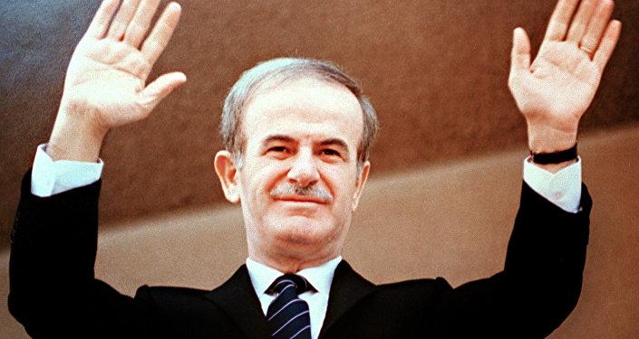 حافظ الأسد