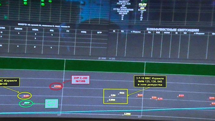 وزارة الدفاع الروسية تعلِن تفاصيل حادث طائرة إيل-20