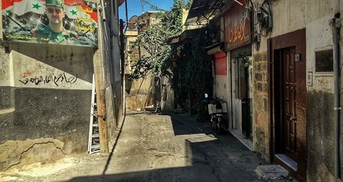 شوراع دمشق