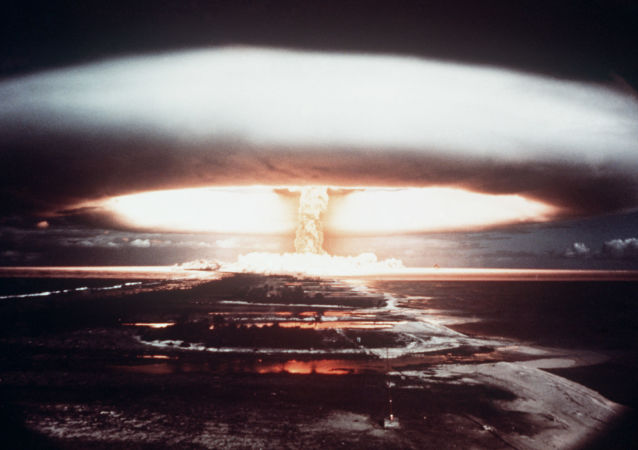 تجربة السلاح النووي عام 1971