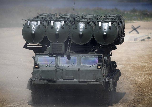 منظومات الدفاع الجوي إس-300