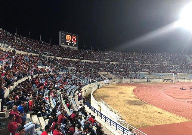 الأهلي المصري يفوز على النجمة اللبناني ضمن بطولة الأندية العربية لكرة القدم