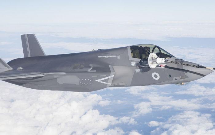"""دولة أوروبية قريبة من روسيا تتسلم مقاتلات """"إف-35"""" أمريكية… فيديو"""