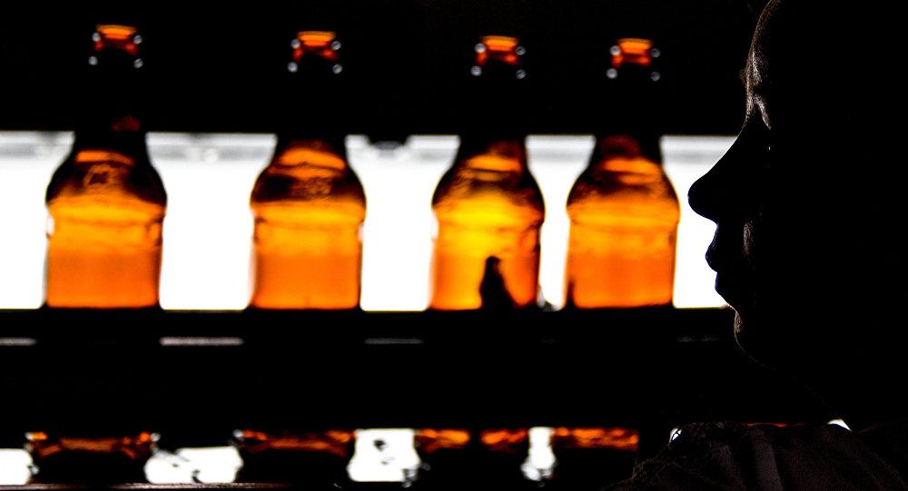 زجاجات كحول