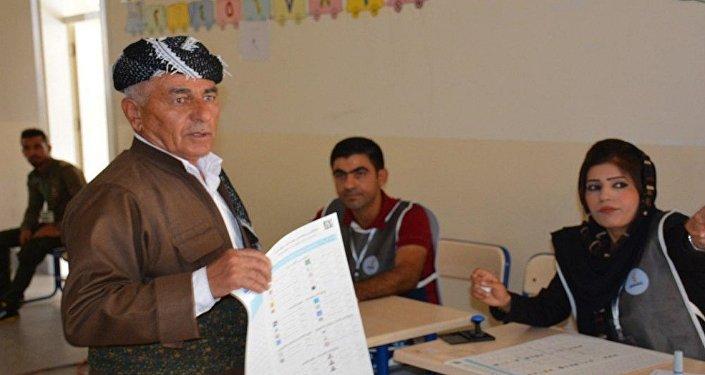 الانتخابات البرلمانية في إقليم كردستان العراق