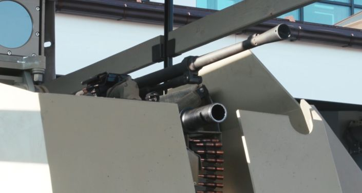 كلاشينكوف تكشف عن سلاح فتاك بذكاء اصطناعي قتالي
