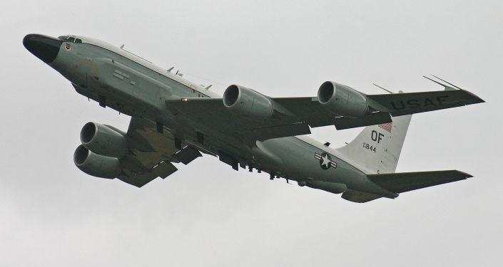 طائرة استطلاع RC-135V