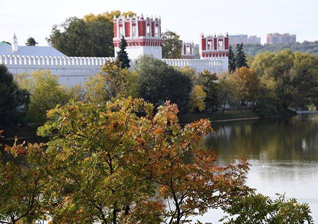 الخريف في موسكو
