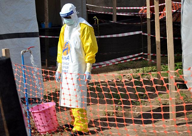 مرض الإيبولا