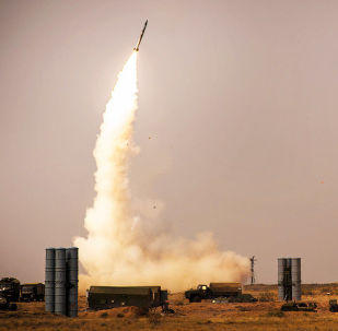 منظومة إس-400 للصواريخ المضادة للطيران