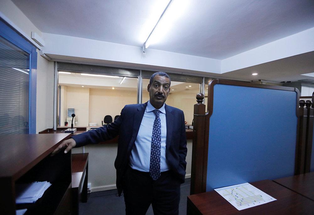القنصل العام للملكة العربية السعودية في اسطنبول محمد العتيبي