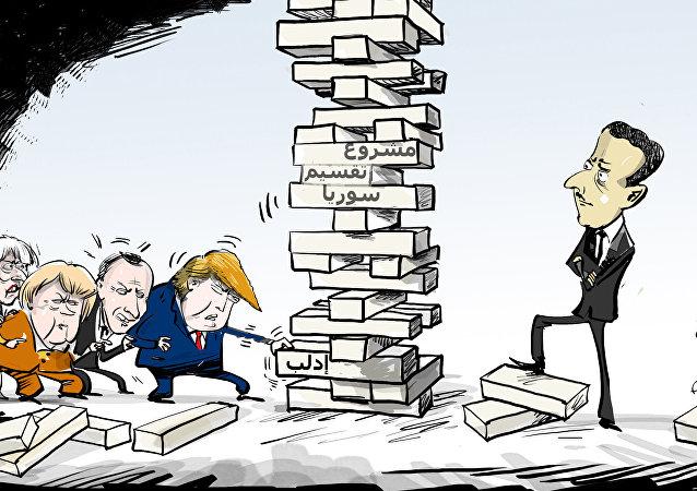 الأسد: إدلب ستعود إلى كنف الدولة وما يجري في سوريا جزء من صفقة القرن