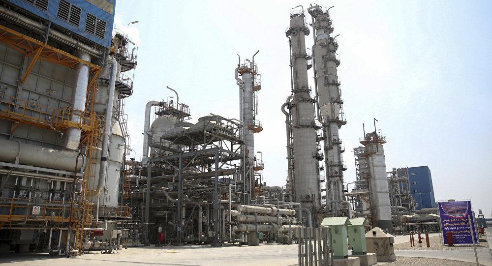 منشأن النفط في ايران