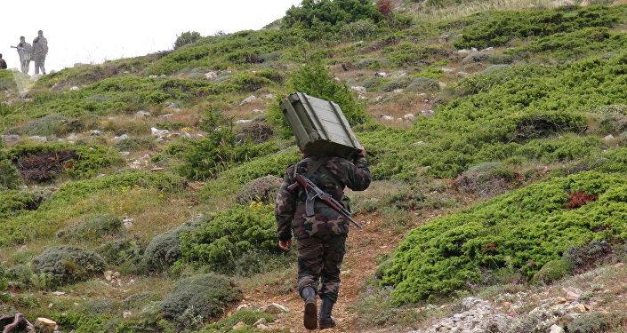 مؤشرات تصعيد شمال اللاذقية...الإرهابيون يوسعون أنفاقهم ويستهدفون المدنيين على أعين الأتراك
