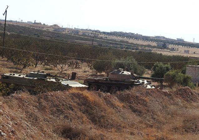مقتل عسكري سوري بهجوم متواصل لفصائل منزوعة السلاح شمالي حماة