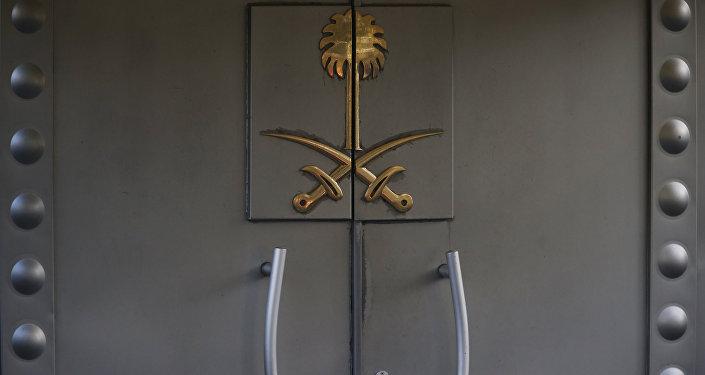 السفارة السعودية في اسطنبول، تركيا 8 أكتوبر/ تشرين الأول 2018