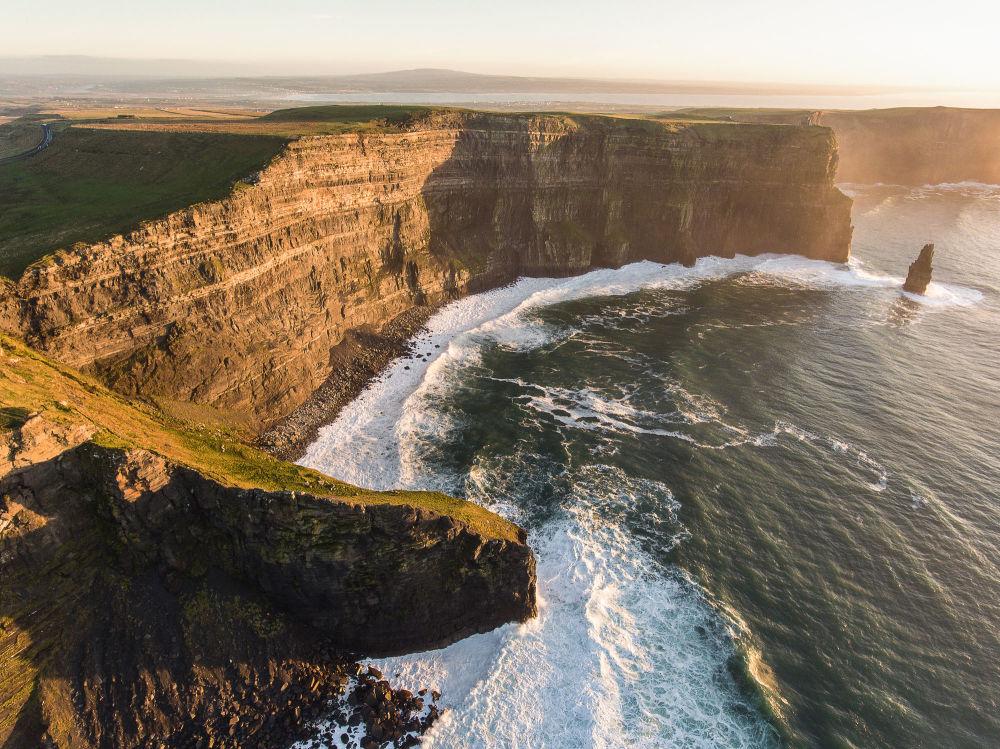 منحدرات موهير الصخرية بمقاطعة كلير في أيرلندا