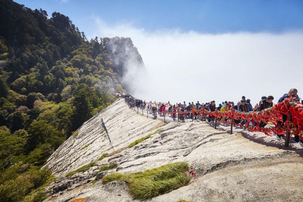جبل هوا شان، محافظة شنغهاي، الصين
