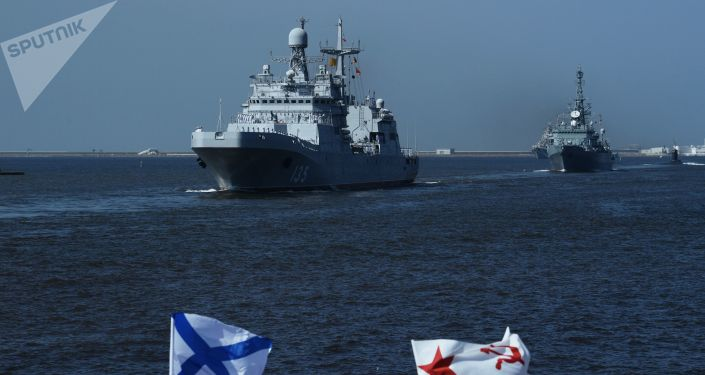 سفينة إمزال مشروع رقم 11711 إيفان غرين