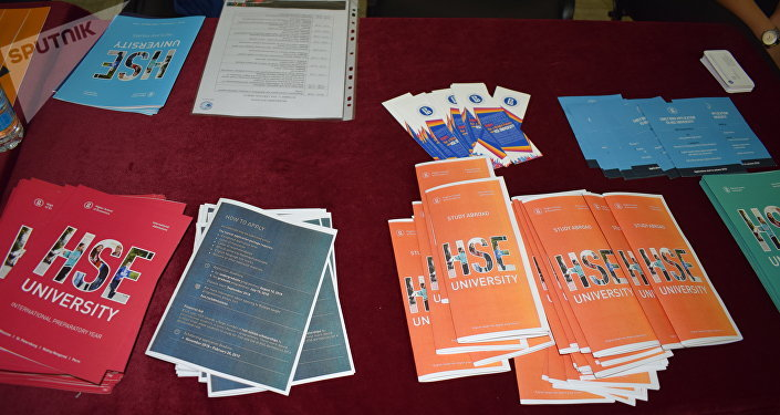 أهم وأبرز الجامعات الروسية في معرض الجامعات الروسية في لبنان