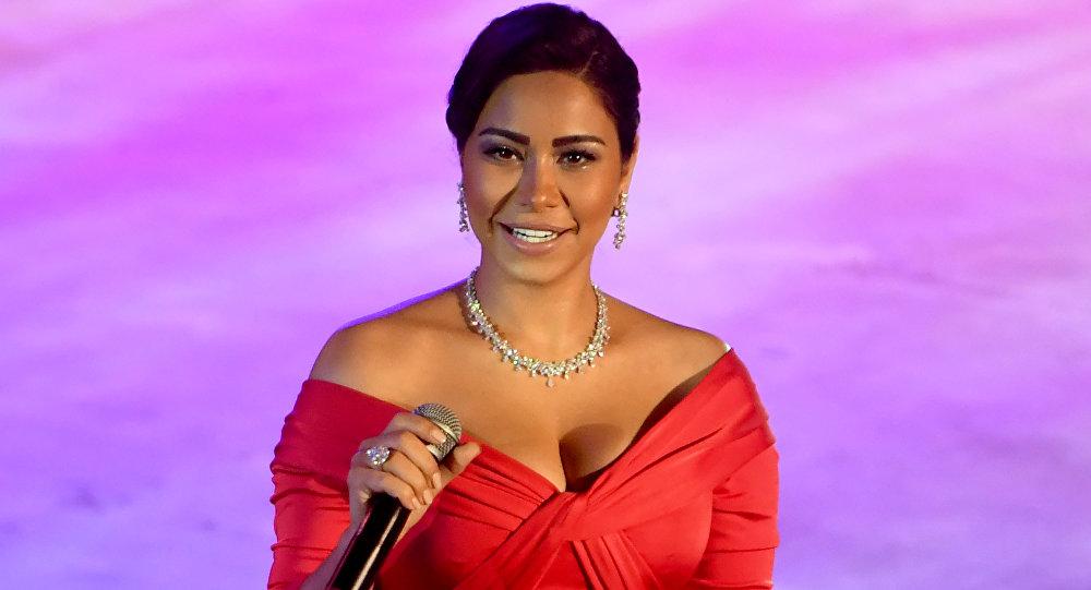 المغنية المصرية شيرين عبدالوهاب، قرطاج 28 يوليو/ تموز 2017