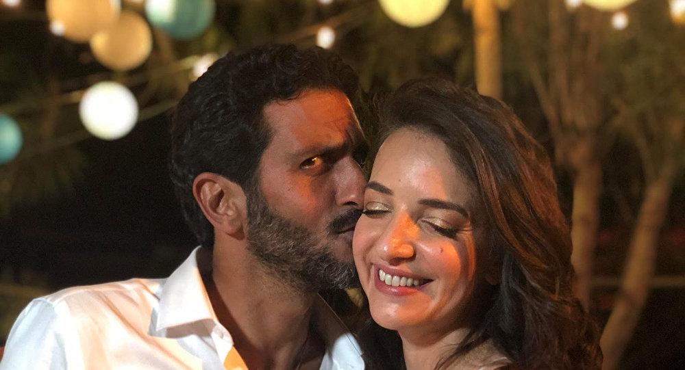 زفاف يهودي وعربية من نجوم المجتمع في إسرائيل يثير مشاعر متباينة