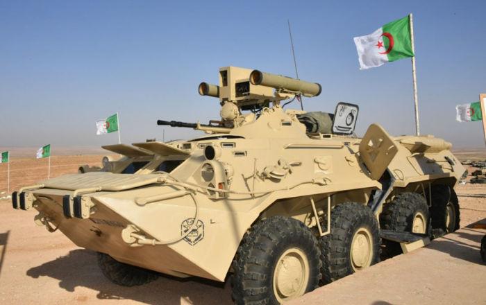 لأول-مرة-الجيش-الجزائري-يختبر-منظومة-كورنيت-الروسية-بنجاح-(فيديو)