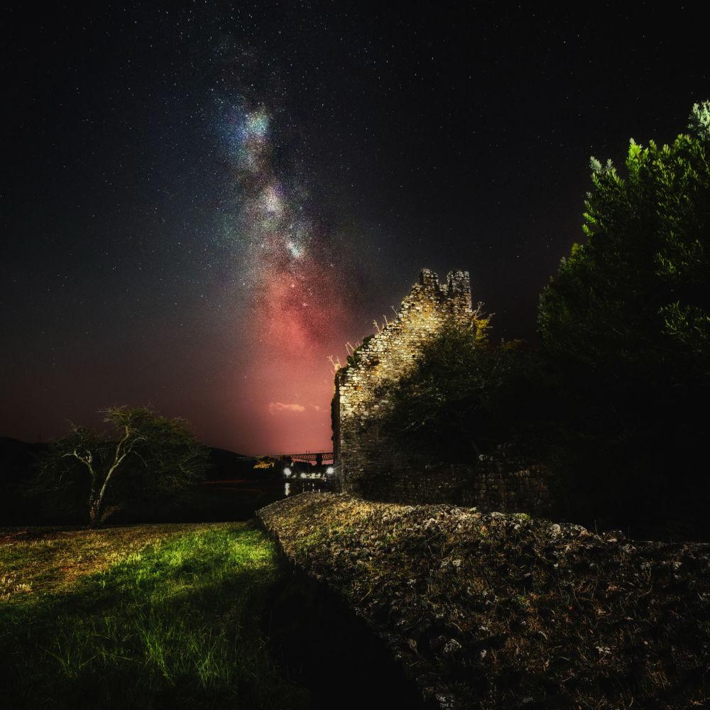 مجرة درب الدبانة في إسبانيا
