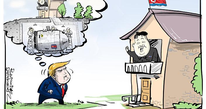 كيم جونغ أون يرفض تقديم قائمة بالمنشآت النووية لـواشنطن