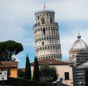 برج بيزا ، إيطاليا