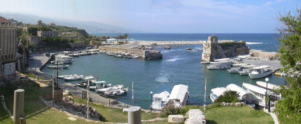 مدينة جبيل، لبنان