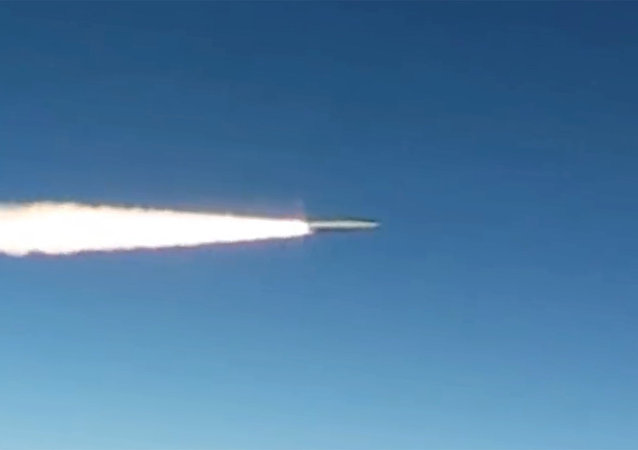 صاروخ فرط صوتي