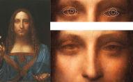 لوحة مخلص العالم لليوناردو دا فنشي