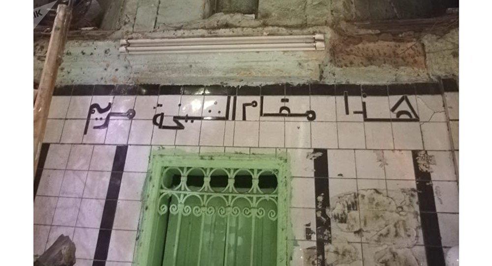 """""""الشيخة مريم""""... ضريح يزوره المسلم والمسيحي في صعيد مصر"""