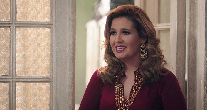 الممثلة المصرية هنا شيحة