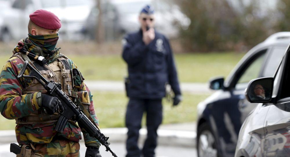 جندي بلجيكي